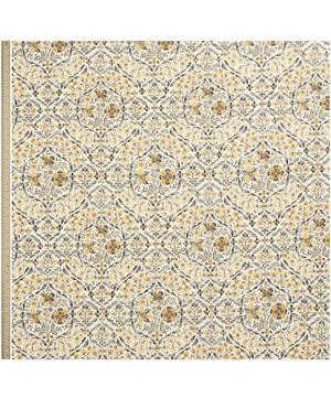Petronella Chintz Cotton Linen in Treasure