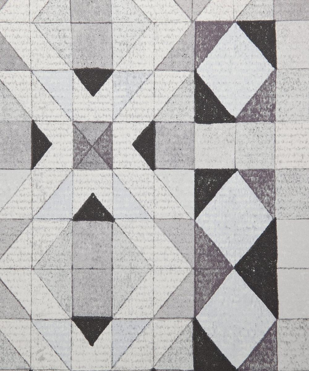 Simon Wallpaper in Aramberg Grey
