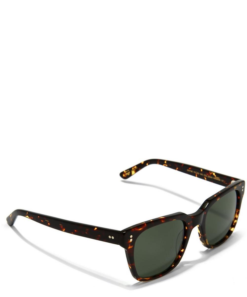 Zayde Tortoiseshell Sunglasses