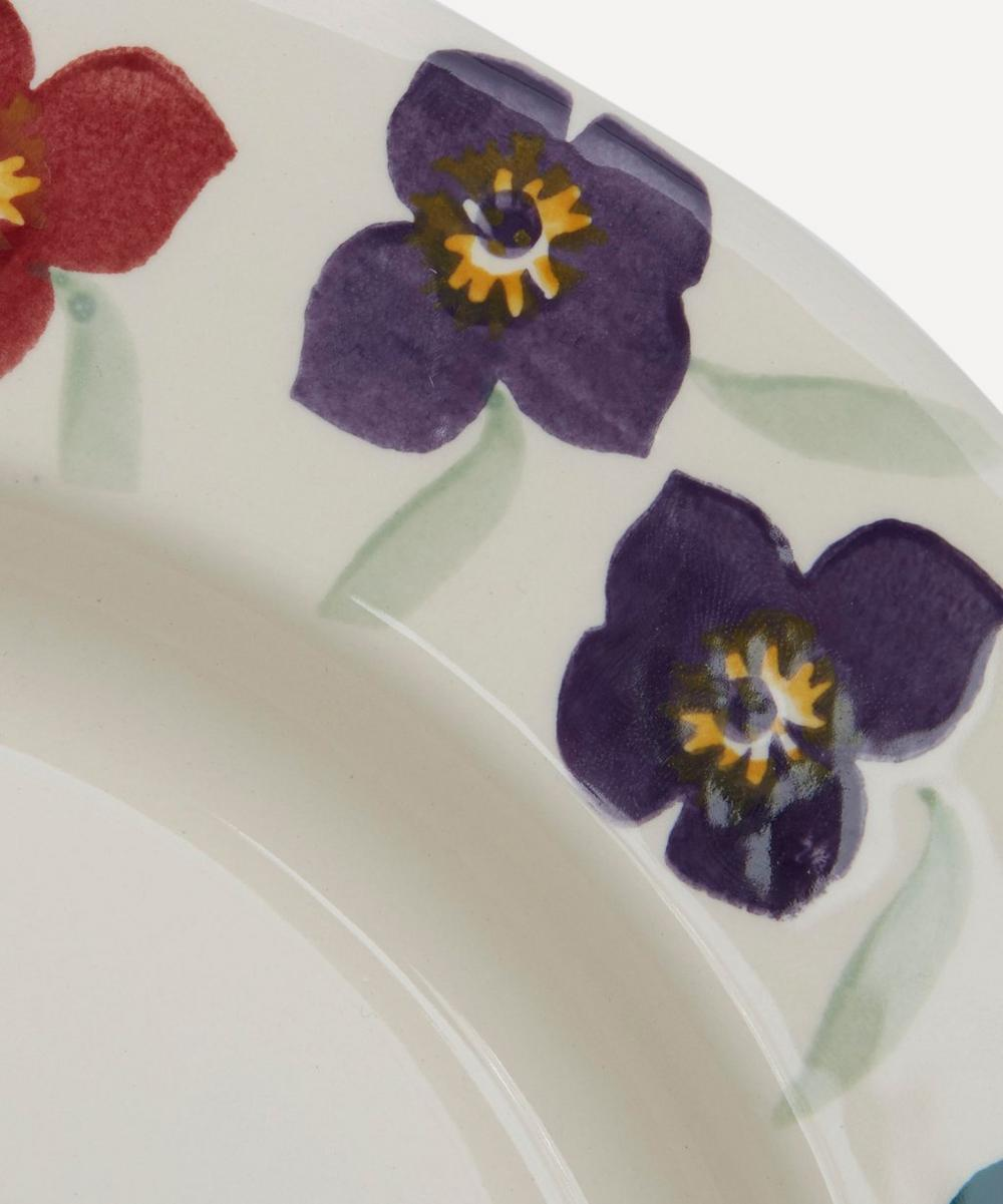 Wallflower Earthenware 10.5 Inch
