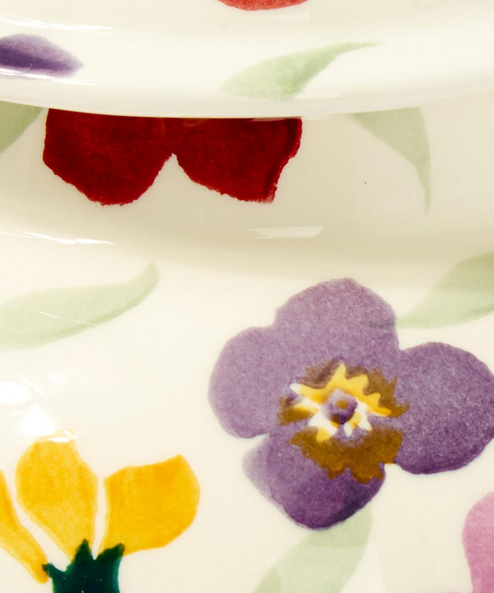 Wallflower Four-Mug Teapot