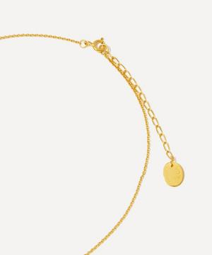 Gold-Plated Baby Pineapple Necklace
