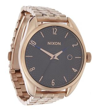 Rose Gold-Tone Bullet Watch