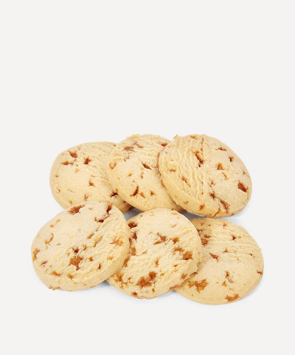 Delectable Salted Caramel Cookies