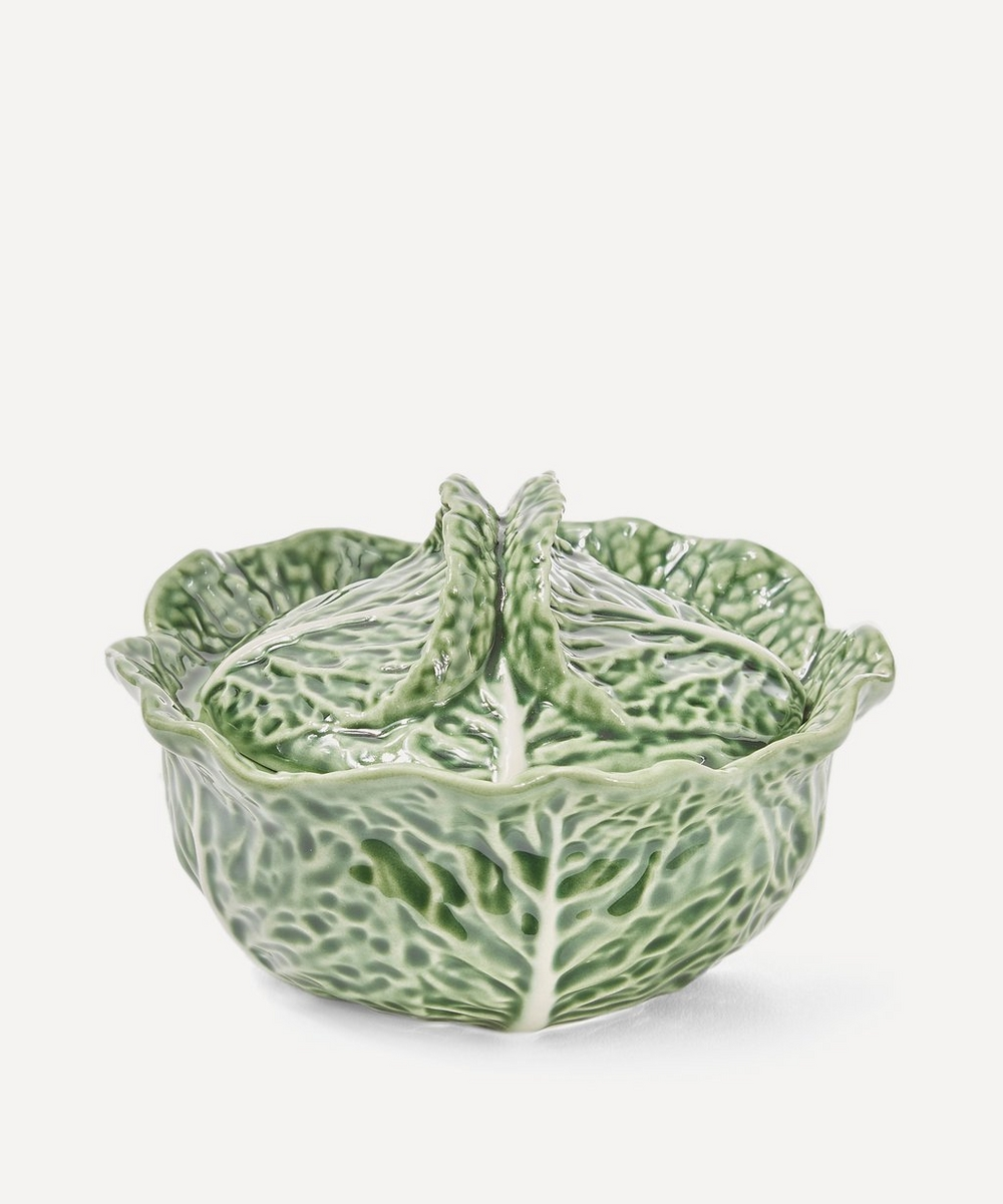 Cabbage Earthenware Bowl