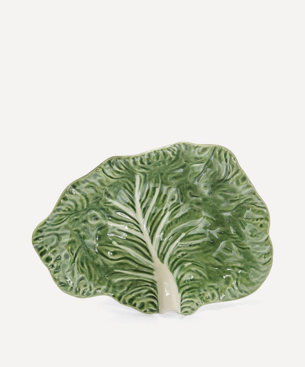 Cabbage Leaf Bowl