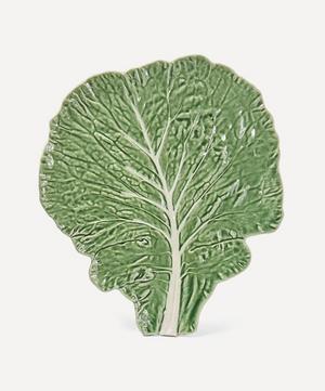 Large Cabbage Leaf Flat Plate
