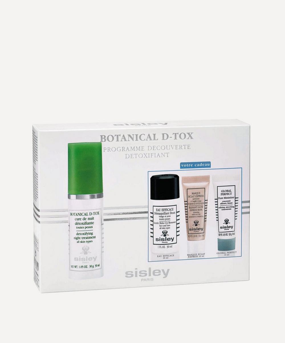 Sisley Paris - Botanical D-Tox Detoxifying Discovery Program