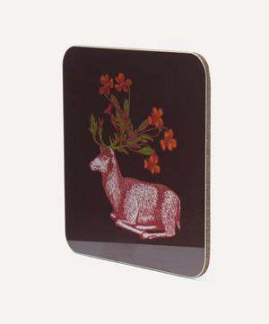 Puddin' Head Deer Coaster