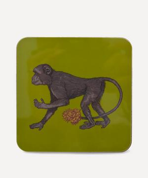 Puddin' Head Monkey Coaster