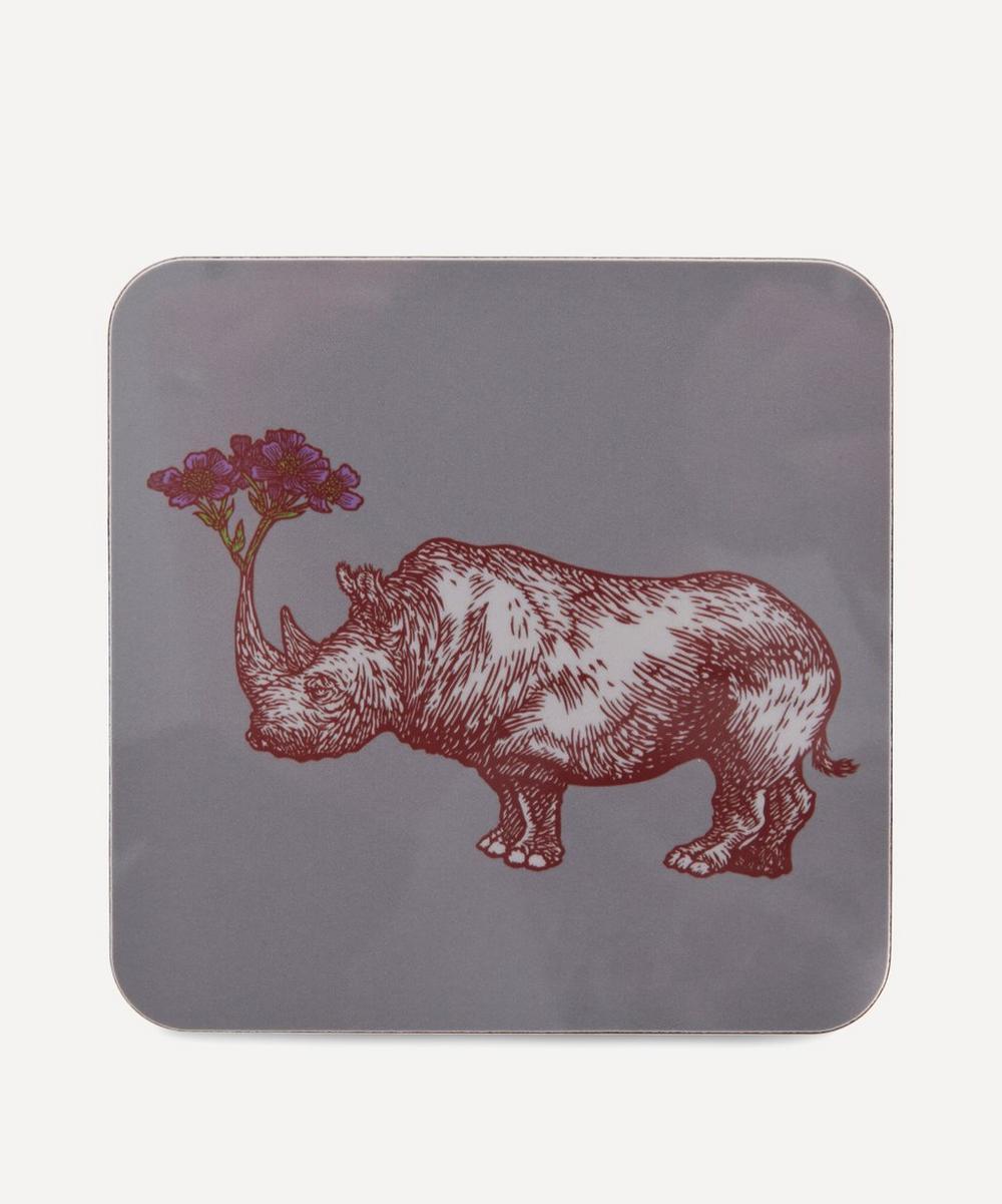Avenida Home - Puddin' Head Rhino Coaster