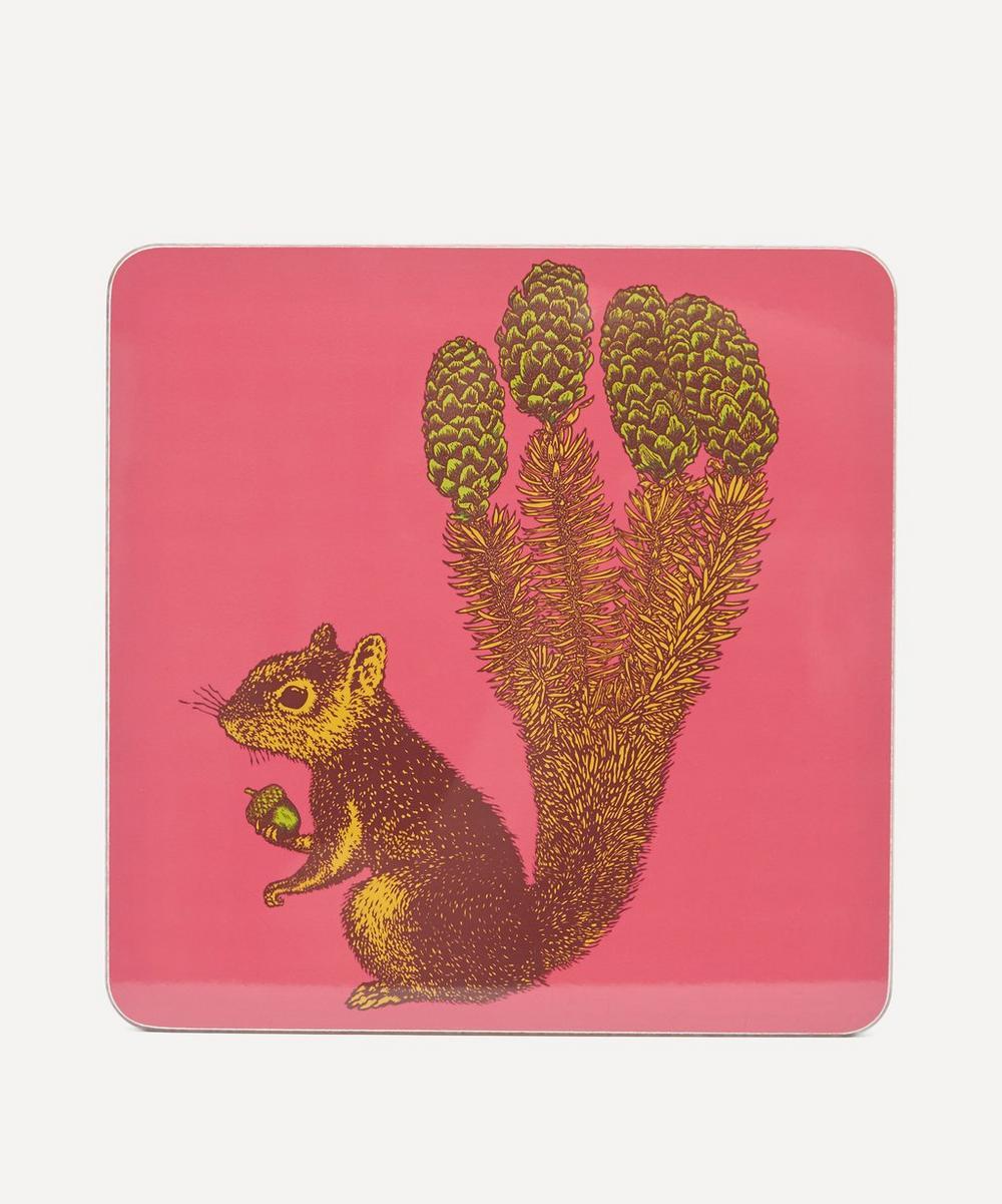 Avenida Home - Puddin' Head Squirrel Placemat