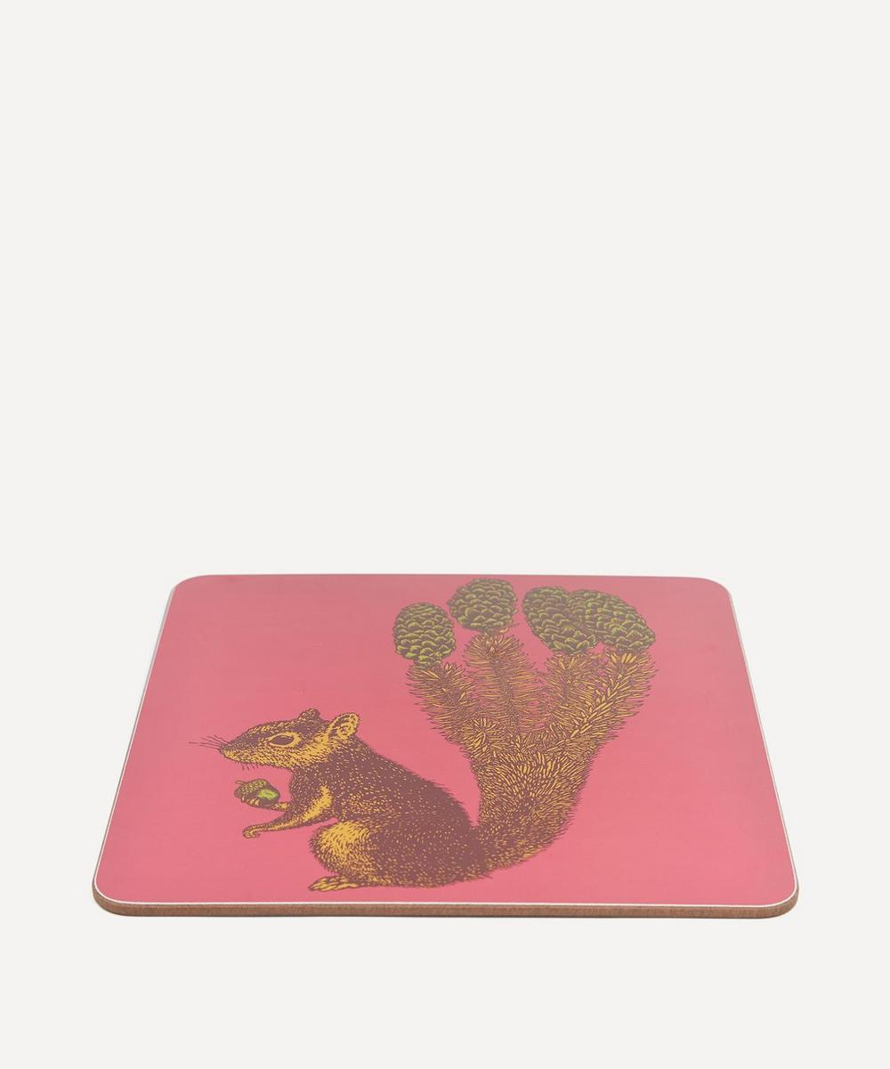 Puddin' Head Squirrel Placemat