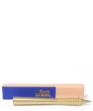 Brass Cog Flare Pencil
