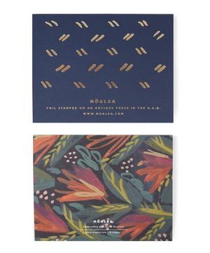 Leopard Lily Stationery Set