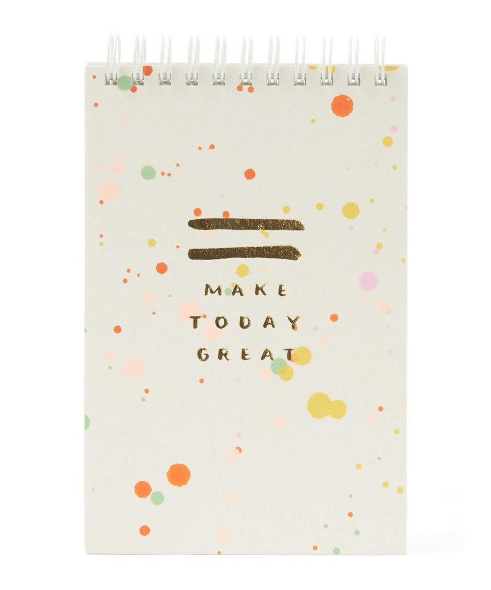 Candy Drip Daily Jotter