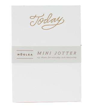 Mini Scripted Today Jotter