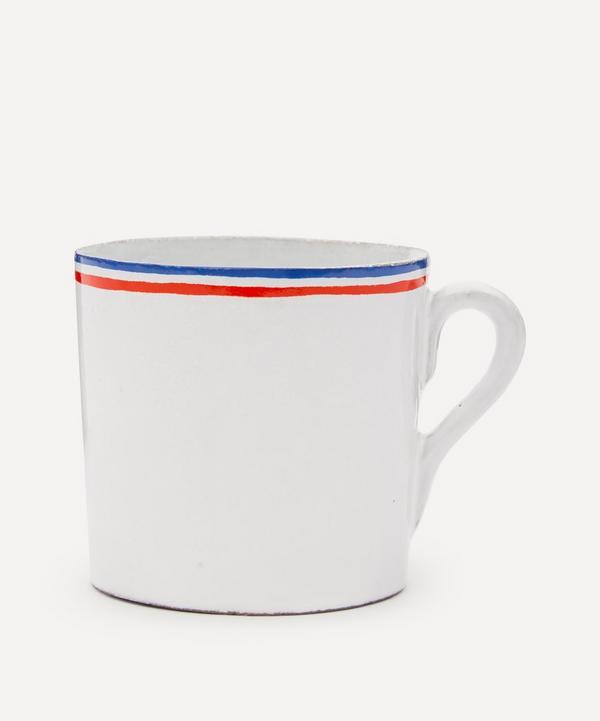 Astier de Villatte - Tricolore Mug