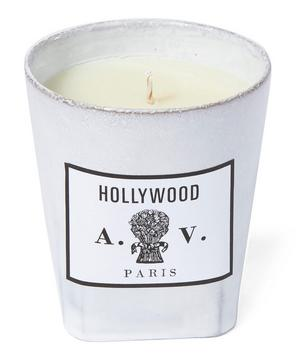 Hollywood Ceramic Candle