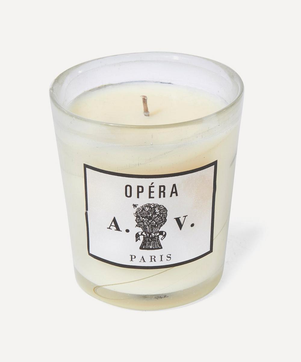 Astier de Villatte - Opéra Glass Scented Candle 260g