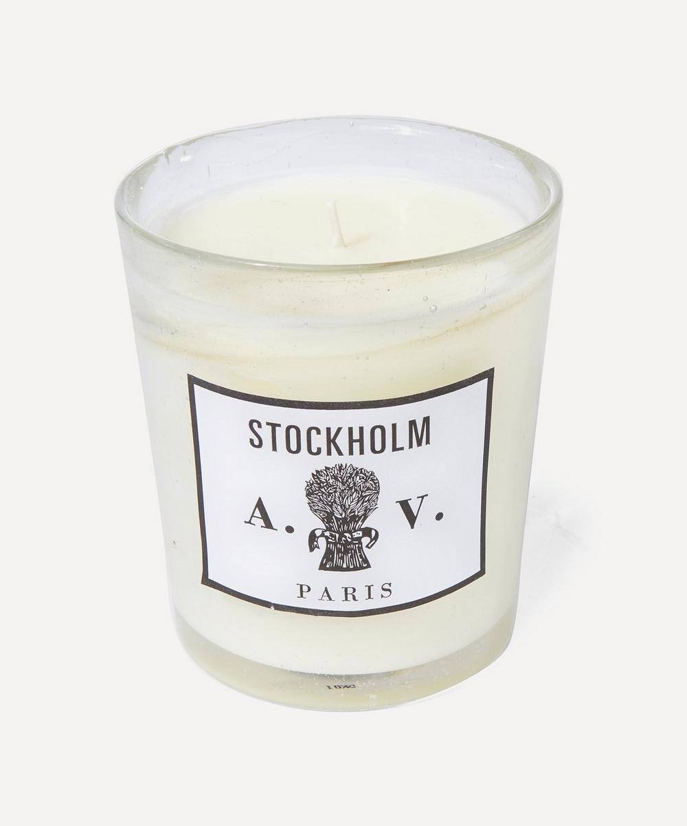 Astier de Villatte - Stockholm Glass Candle