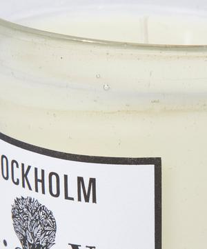 Stockholm Glass Candle