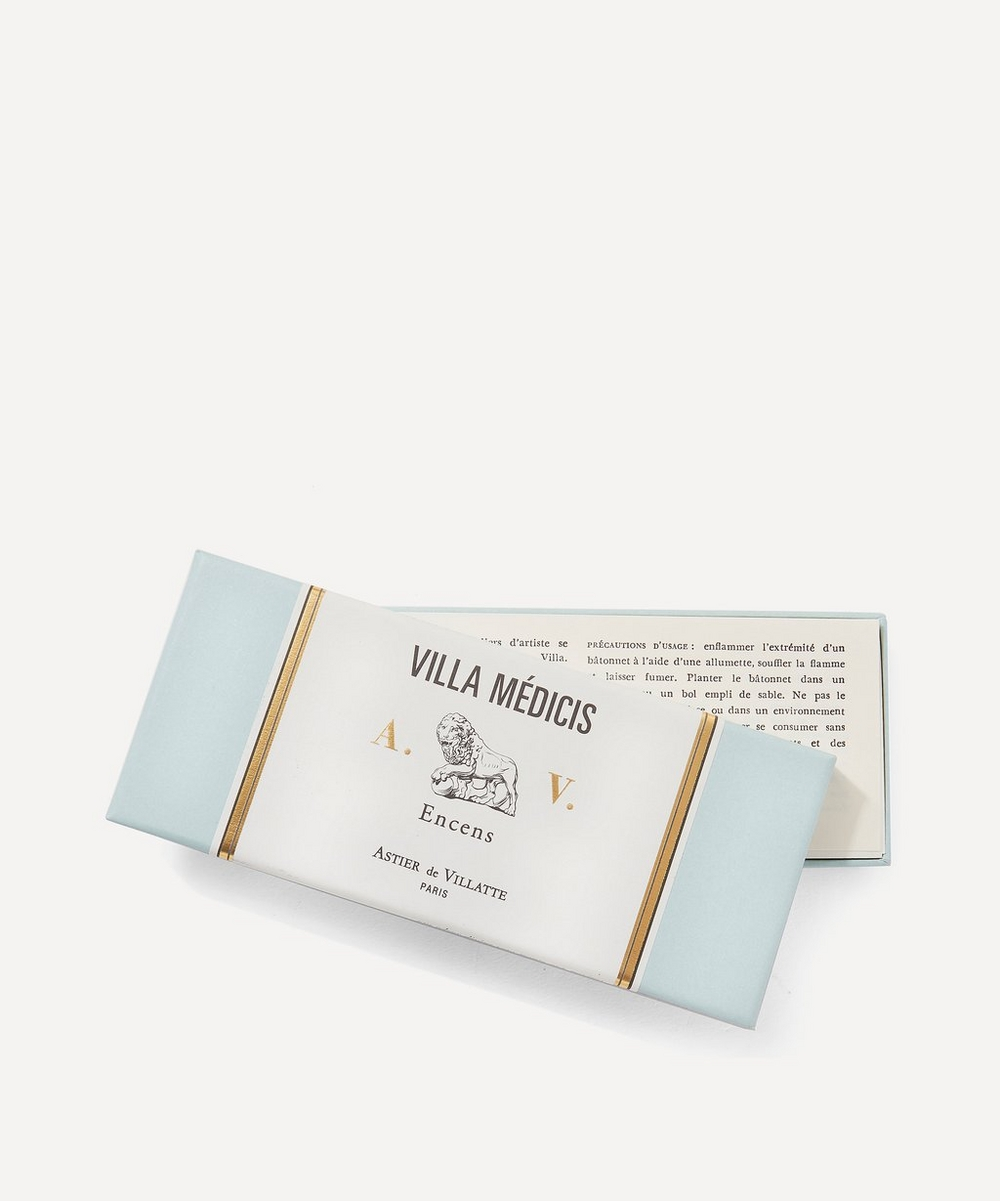 Villa Médicis Incense Sticks
