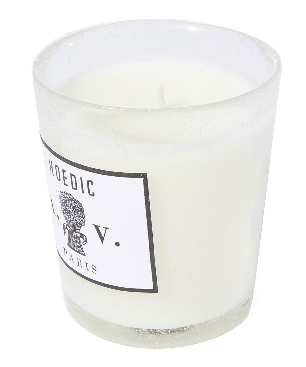 Hoedic Glass Scented Candle 260g