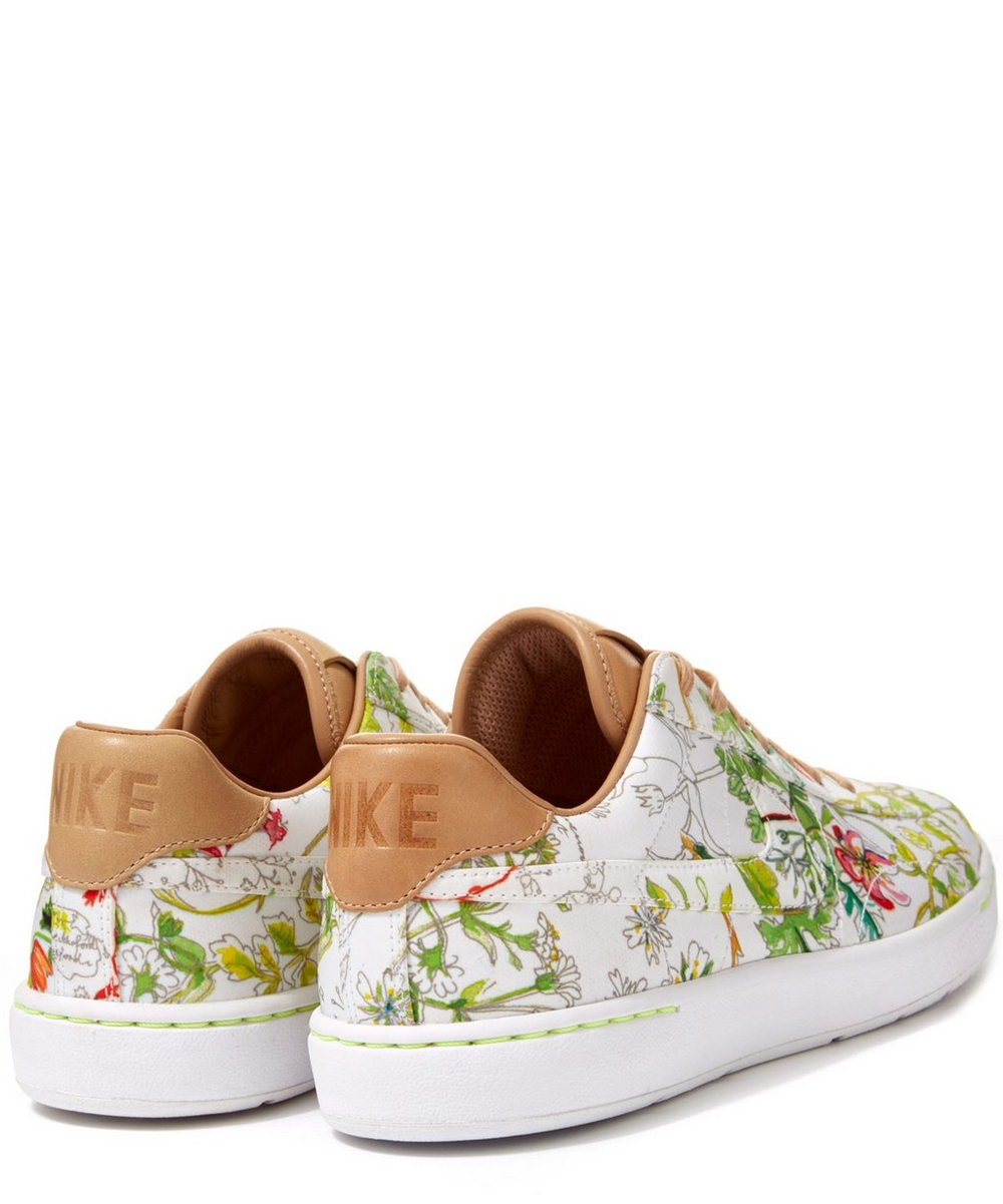 da126242325e Liberty Print Tennis Classic Ultra Trainers