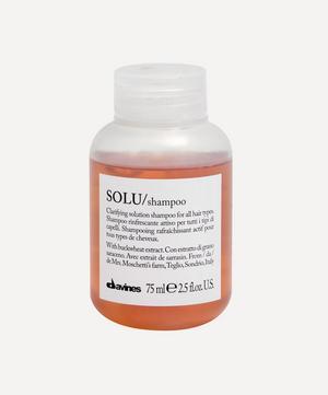 SOLU Shampoo 75ml