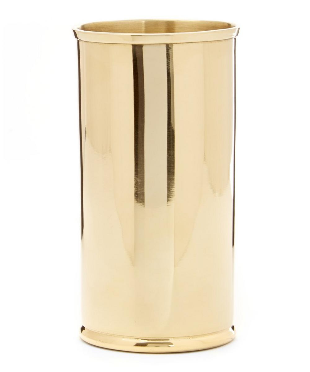 Small Brass Pencil Pot