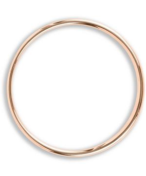 Rose Gold Vermeil Signature Bangle