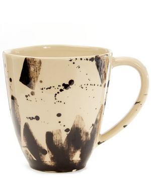 Patch Stoneware Mug
