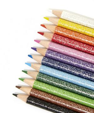 Sketch and Sparkle Glitter Pencils