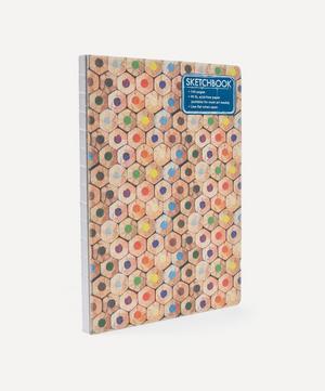 Coloured Pencils Sketchbook