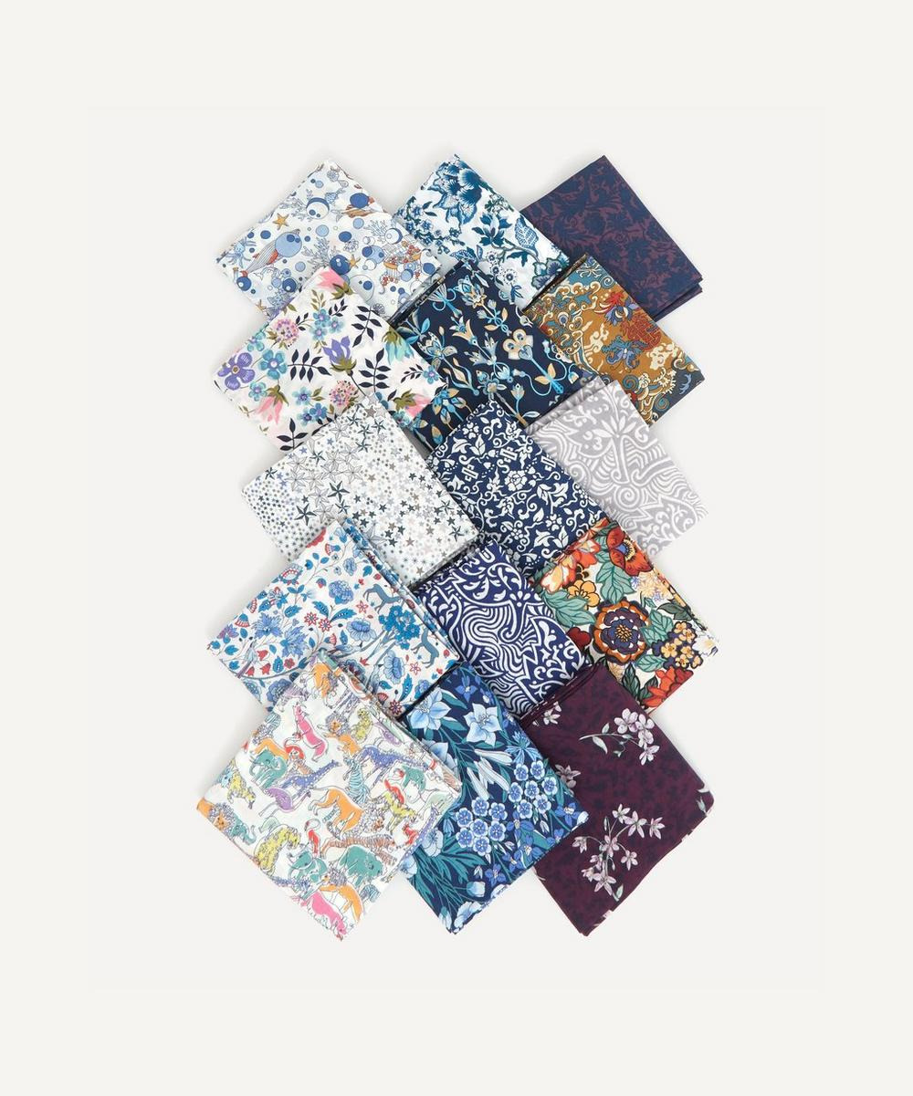 Tana Lawn Fabric Stack