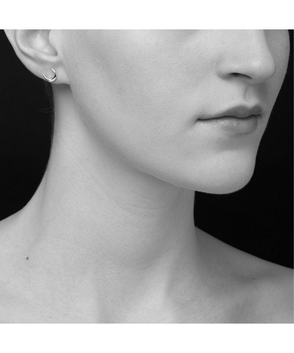 Gold-Plated Toro Stud Earrings