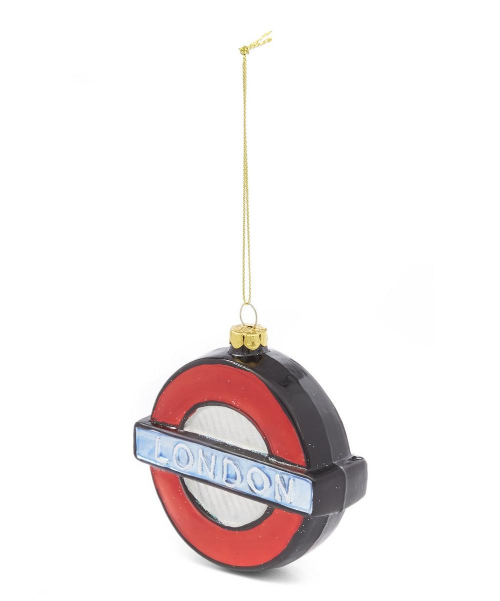 London Underground Decoration