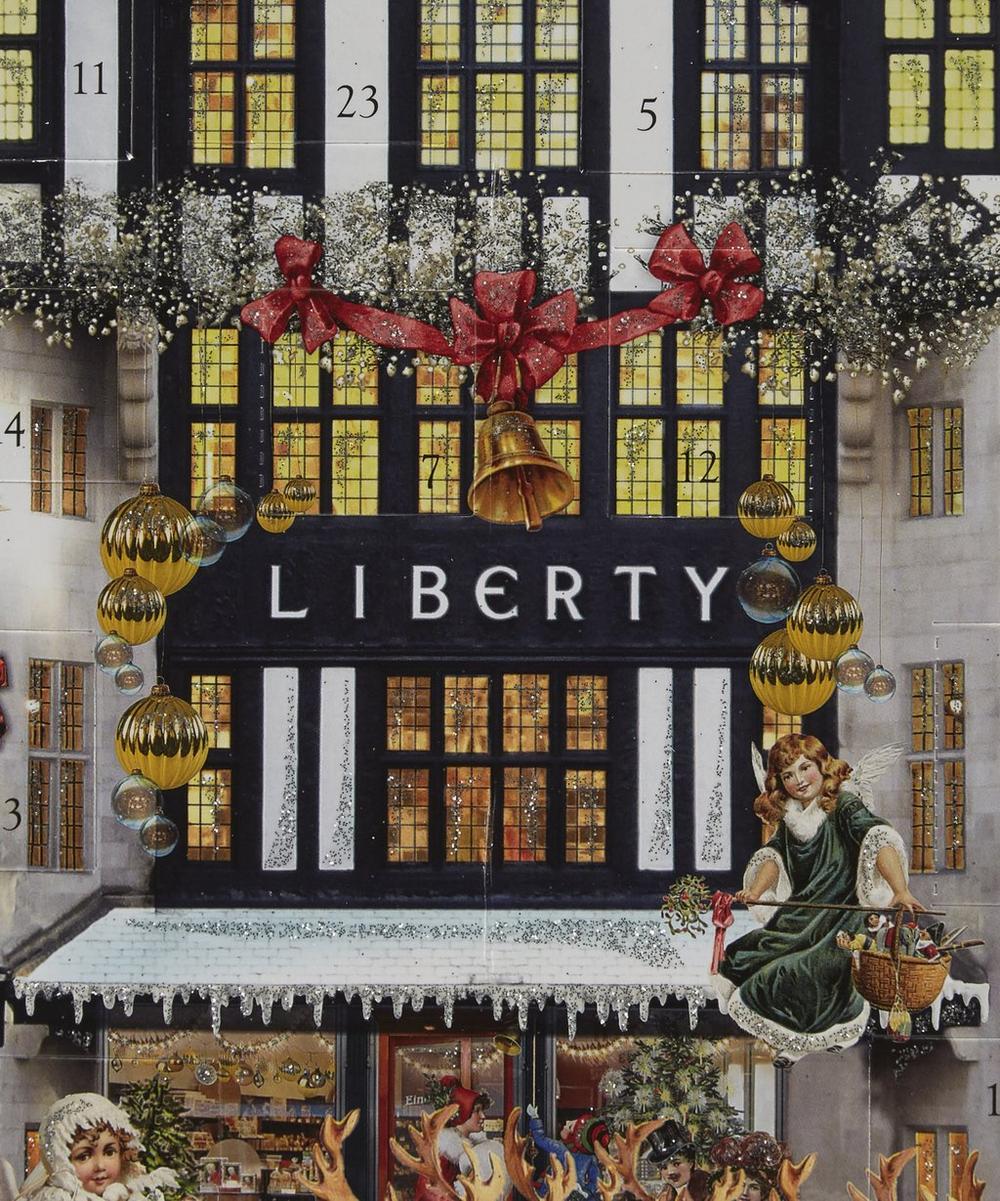 Portrait Liberty Advent Calendar Liberty London