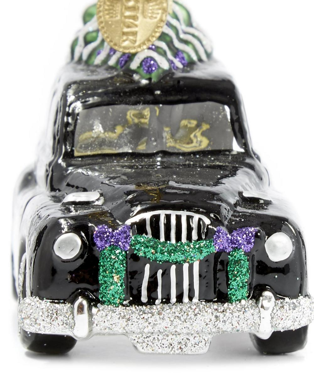 Black Cab Decoration