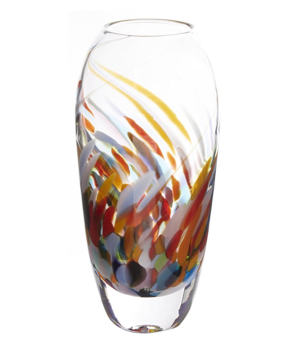 Large Festival Tulip Glass