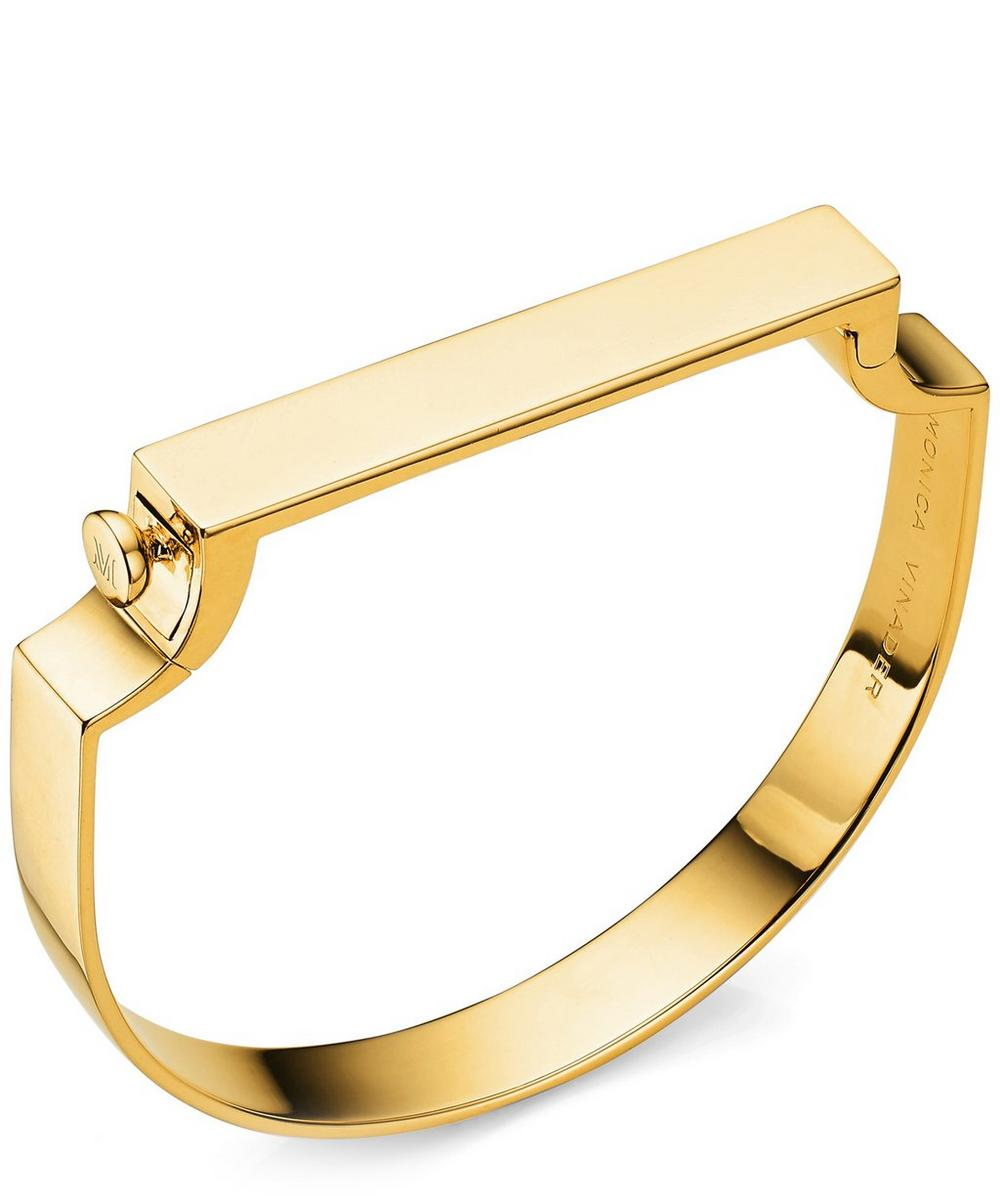 Gold Vermeil Signature Bangle