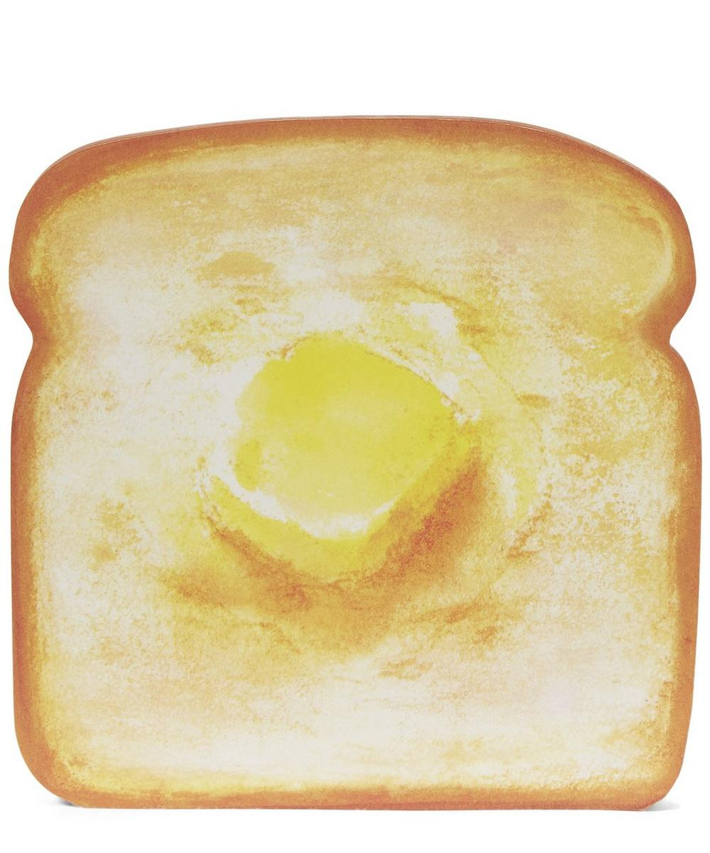 Toast Butter Memo Pad