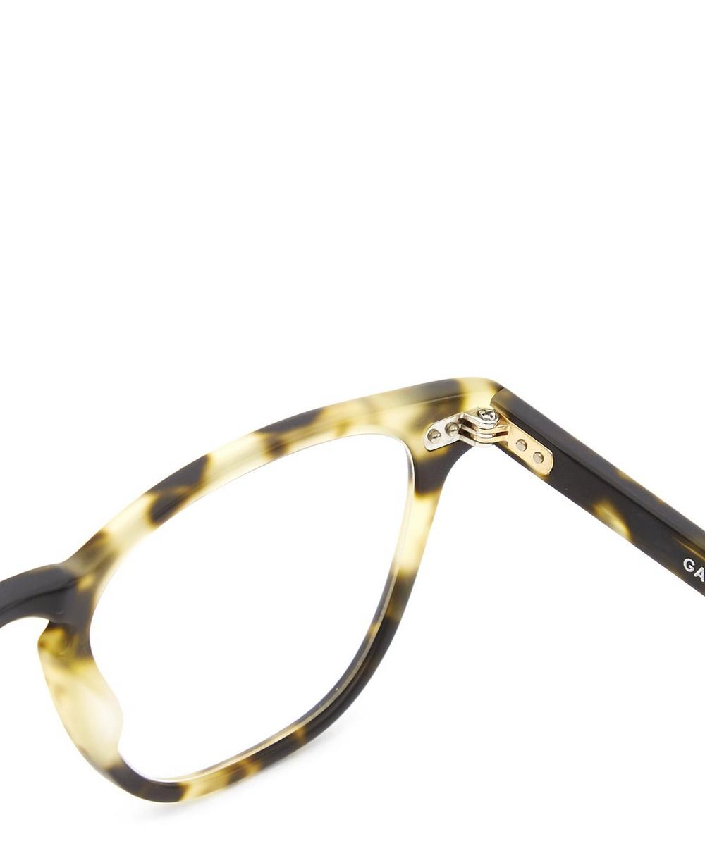 Matte Tortoiseshell Brooks Glasses