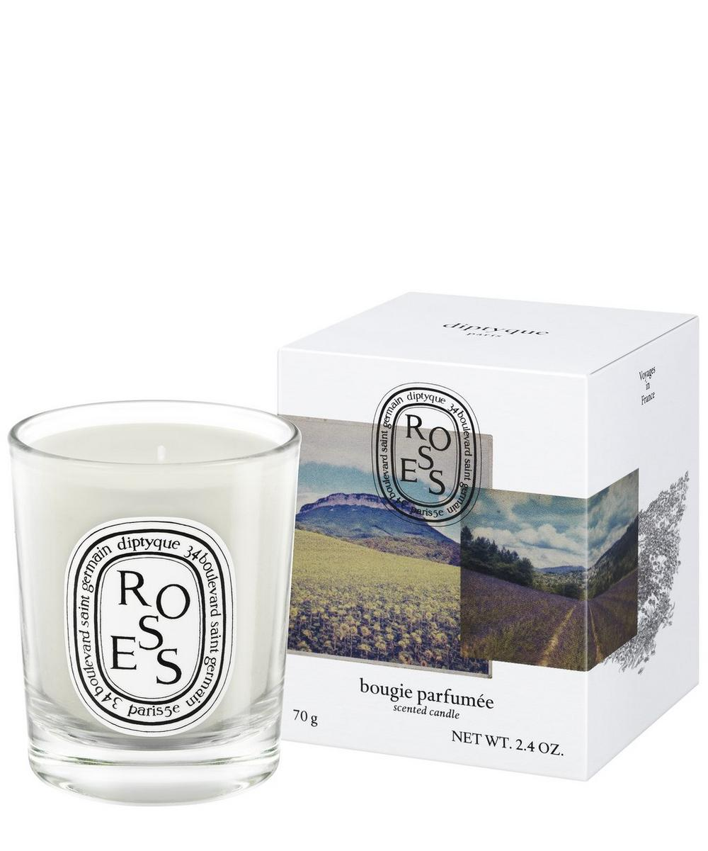 Roses Scented Candle 70g