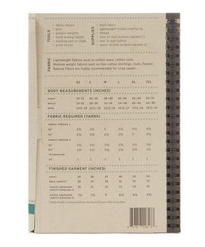 Negroni Paper Pattern