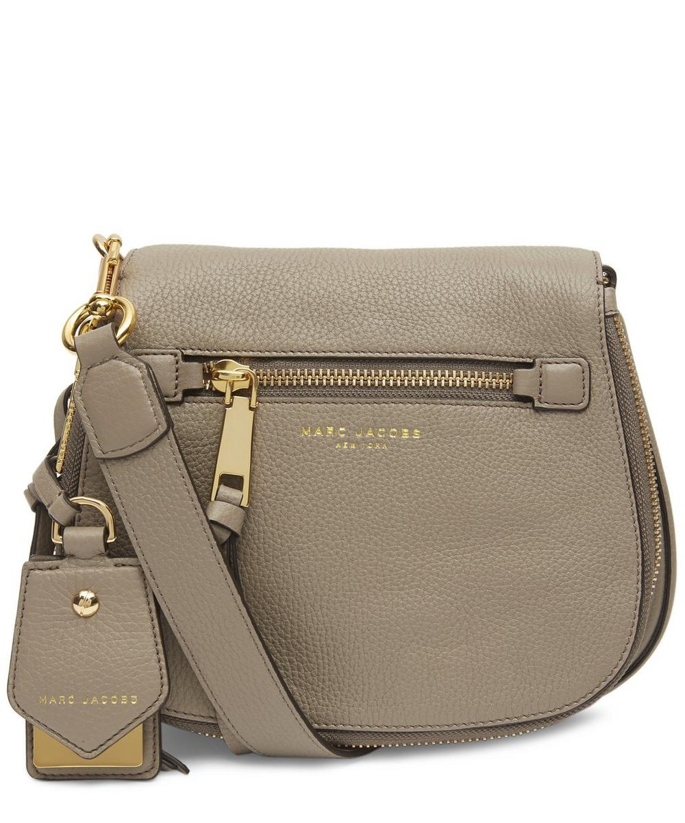 Small Recruit Saddle Bag in Grey
