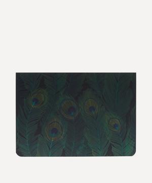 Peacock Notecards