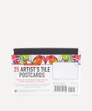 Artist's Tile Postcards