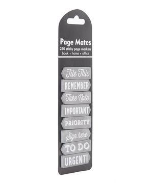 Chalkboard Page Mates